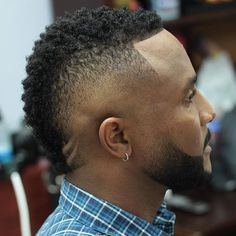 10 Usher Mohawk Fade Haircuts for Black Men 2016 ...