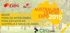 Intercâmbio Australian Center Expo 2015