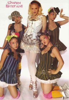 Gwen Stefani Love Angel Music No Doubt Music Poster 24x35