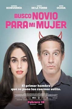 Rotten Tomatoes with Critic Score-78% and User-79%  (Comedy) Spanish film & Spanish language. Busco Novio Para Mi Mujer is Spanish word translation English word is Seeking Boyfriend for My Wife.
