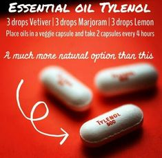 Replace Tylenol with Eos