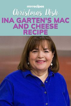 People flocked to her website to get the recipe—including us!#winter #winterrecipes #winterrecipeideas #winterfoods #wintermeals Ina Garten Mac And Cheese, Ina Garden, Crunch Cereal, Christmas Dishes, Cook At Home, Winter Recipes, Winter Food, Cheese Recipes, The Dish