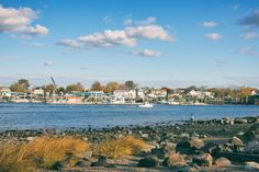 Autumn, Orchard Beach and CIty Island, Bronx