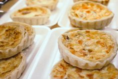 Little quiches. Great breakfast items or even on the go snacks! . . . #RusticSourdoughYYC #YYCEats #YYCFoodie #Calgary #YYCLiving #YYCFood #YYC