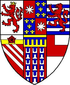 Arms of Elizabeth Woodville