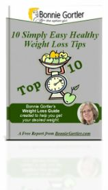 Simple weight loss tips to make a difference in life