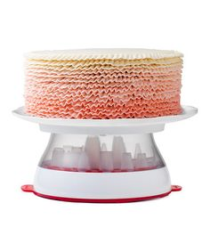 Another great find on #zulily! CakeWalk Cake Decorating Set by Chef'n #zulilyfinds
