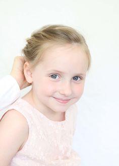 twisted crown / ballerina bun tutorial for little girls