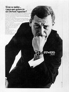 Relojes Duward Serie Aquastar 1965