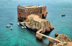 Best Places In Portugal, Google Images, The Good Place, Castle, Vacation, Water, Travel, Outdoor, Places