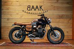 Customisation moto Rhône
