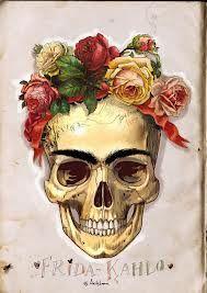 Frida Kahlo Last Portrait - Milkyname