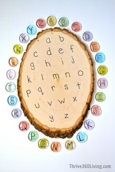 Preschool Letters, Kindergarten Literacy, Alphabet Activities, Preschool Classroom, Literacy Activities, Montessori Education, Toddler Activities, Classroom Decor, Reggio Emilia Classroom