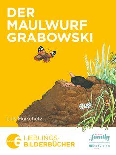 Mit seiner ergreifenden Geschichte vom Maulwurf Grabowski setzt Luis Murschetz ein zeitloses Zeichen für den bewussten Umgang mit der Natur. Ab sofort erhältlich in allen gängigen E-Book-Stores: LIEBLINGS-BILDERBÜCHER - die neue E-Book-Edition