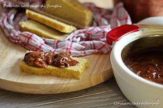 Polenta+con+sugo+di+funghi+porcini+secchi