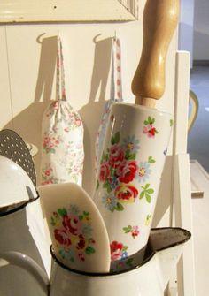 Love porcelin/china!