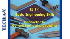 Course Outcome 6 Modules The complete course consists of 6 video modules and 1 PDF manual which include self-assessment Module 1 – Introduction to General En. Engineering Schools, General Engineering, Industrial Engineering, Measuring Instrument, Self Assessment, Tape Measure, Tech, Songs, Education