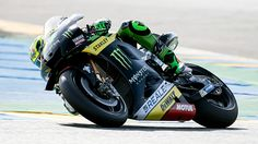 From Vroom Mag... Second row start in France for Pol Espargaro
