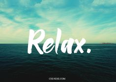 Just #relax List Of Positive Words, Staying Positive, Just Relax, Note To Self, Powerful Words, Words Of Encouragement, Positivity, Encouragement Words