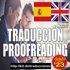 Guarda este #TIP: Servicio de #traduccion y #proofreading de textos del español al inglés  http://ift.tt/2cBDedC