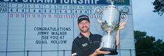 Jason Day gewinnt die PGA Championship 2016 gegen den Titelverteidiger und Welt Nr. 1 Jason Day.