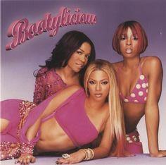 Destiny's Child--Bootylicious