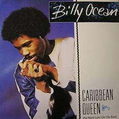 Billy Ocean - Caribbean Queen (US 12 inch single) 1984 Music Clips, 80s Music, Film Music Books, Music Mix, Soul Music, Dance Music, Larry Graham, Sister Sledge, Sheila E