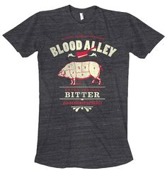 Russel Blood Alley Bitter Tshirt