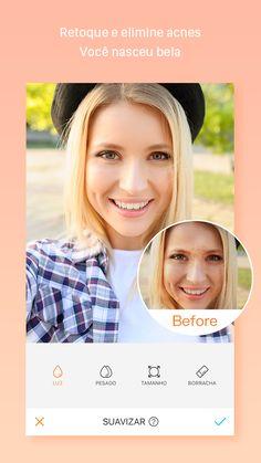 AirBrush - Editor de Fotos: captura de tela