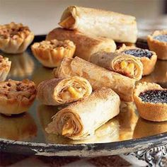 Apple and Cream Cheese Roll-Ups | MyRecipes.com #myplate #grain #fruit #dairy