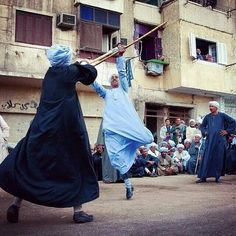 Dance in Upper Egypt |رقصه في صعيد مصر