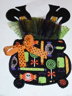 """witch calderon 
