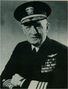 Frederick J. Horne **** Vice Chief of Naval Operations