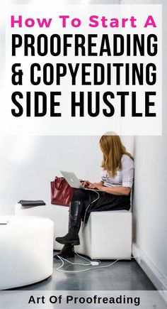 Proofreading is a great side hustle because you can work from home or everywhere, online or offline. Find out how to make extra money from . Earn Money From Home, Earn Money Online, Way To Make Money, Earn Extra Cash, Extra Money, Proofreader, Work From Home Jobs, Online Work, Personal Finance