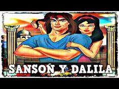 Caricaturas Cristianas - Sanson Y Dalila