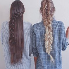 Hairspiration | kyla centomo and alex centomo hairstyles