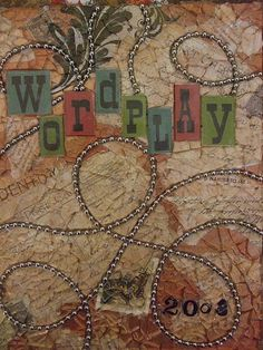 New Project WIP 6 by lori.d (Lori Desormeaux), via Flickr