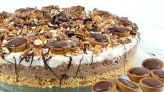 Toffifee-Torte, ein schönes Rezept aus der Kategorie Festlich. Bewertungen: 12. Durchschnitt: Ø 4,1.