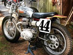 BSA 650 - Not sure of chassis, Trackmaster maybe.