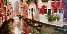 'Streets in Venice' [Vakhtang, A]