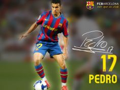Pedro Rodriguez >> Barça Wallpapers and Photo Gallery ~ Barcablog.com
