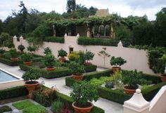 italian gardens | Italian-style Design at the Hamilton Botanical Gardens | bcliving