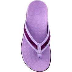 """Orthaheel """"Tide"""" is a great everyday flip flop with great built-in arch support, available in different cute colors too!"""
