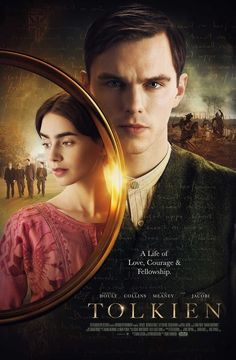 Tolkien in US theaters May 2019 starring Nicholas Hoult, Lily Collins, Anthony Boyle, Colm Meaney. Explores the formative years of the orphaned author as he finds friendship, love and artistic inspiration among a group of fellow outcasts Movies 2019, Sci Fi Movies, Hd Movies, Movies To Watch, Movies Online, Movies And Tv Shows, Movie Tv, Film Online, Action Movies