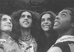 Bethânia, Caetano, Gal e Gil