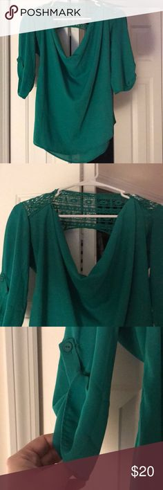 Blouse Super cute top from buckle Moa Moa Tops Blouses