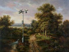 cctv surveillance in nature