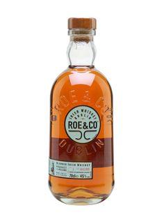 Roe & Jo Irish blended whiskey!