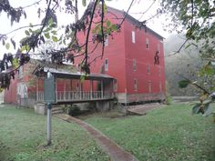 After our side trip to Mansfield we are back on our mill & spring tour. This is Rockbridge Mill in the heart of the Ozarks.