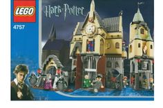 Lego Harry Potter Hogwarts Castle-Underestimated Items that Turned Out To Be Worth A Fortune